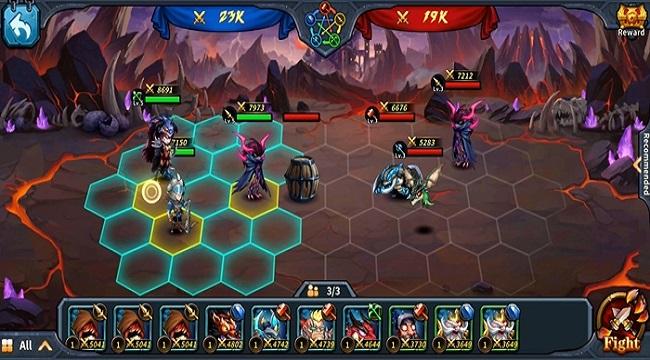 Runelords Arena – Game nhập vai đánh theo lượt với các chiến thuật độc đáo