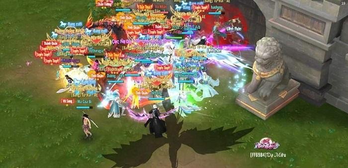 Game thủ Tình Kiếm 3D sắp được chứng kiến những trận chiến định mệnh ở giải đấu Quần Long Tranh Bá 3