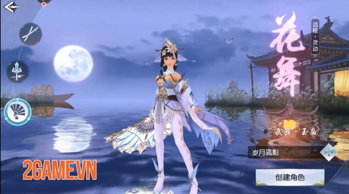 Game nhập vai kiếm hiệp 3D Phong Lăng Thiên Hạ về Việt Nam 0