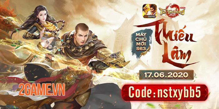Tân Thiên Long Mobile chiêu đãi người chơi nhân dịp ra mắt Thiền Võ Thiếu Lâm thành công 3