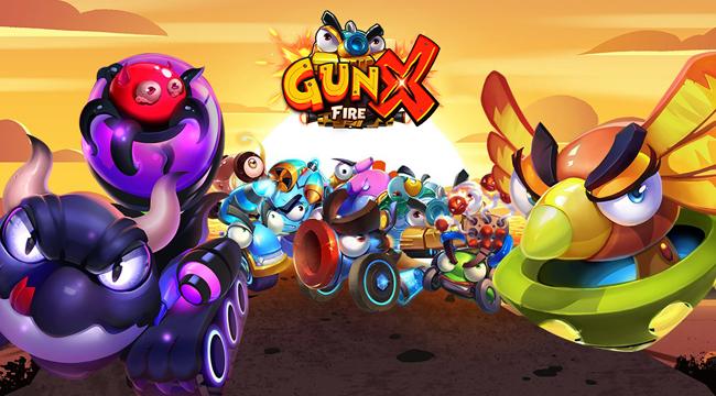 Game bắn tọa độ GunX: Fire về Việt Nam