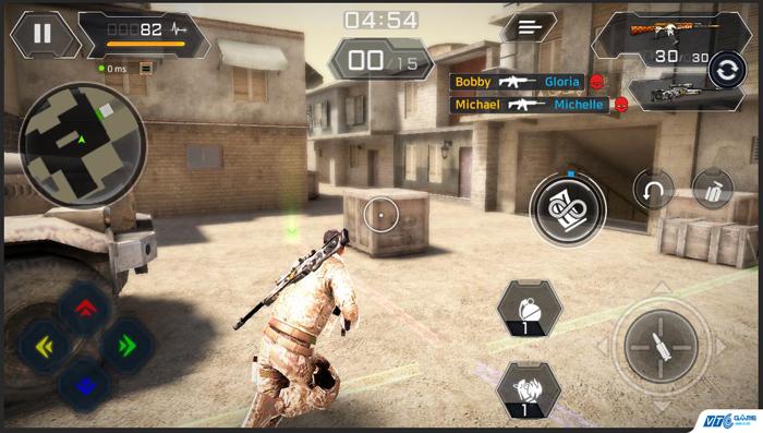 VTC Game mua game đấu súng Special Force M thành công 4