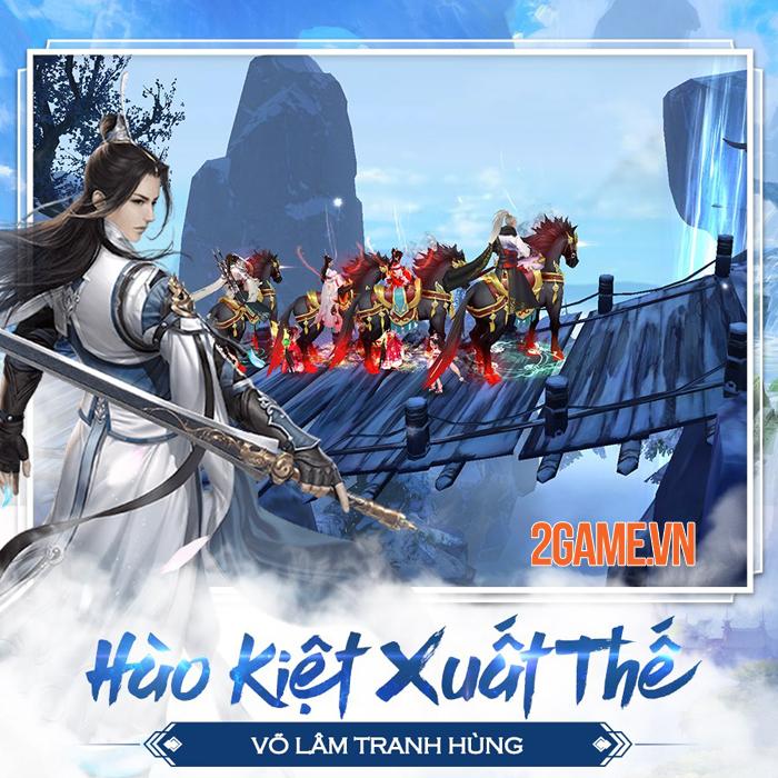 Kiếm Hiệp Tình 3D - Game Võ lâm mộng cảnh về Việt Nam 0