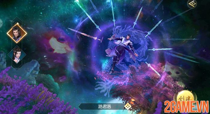Game nhập vai tiên hiệp giả tưởng Thần Kiếm 3D cập bến Việt Nam 0