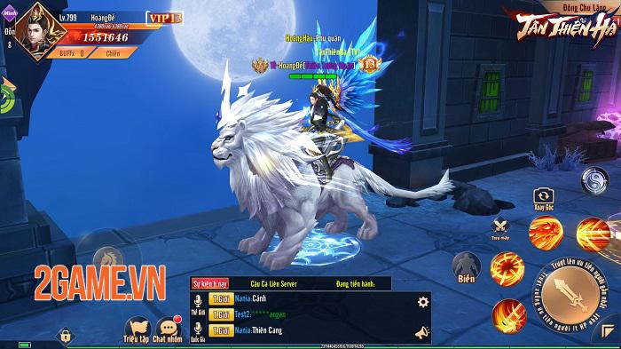 Game quốc chiến Tân Thiên Hạ Mobile sắp đến tay game thủ Việt 1