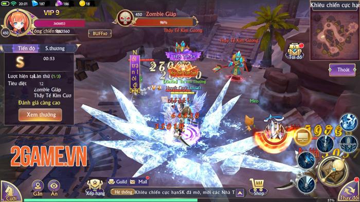 Game phiêu lưu Fantasy KingDom M công bố thời điểm mở game 1