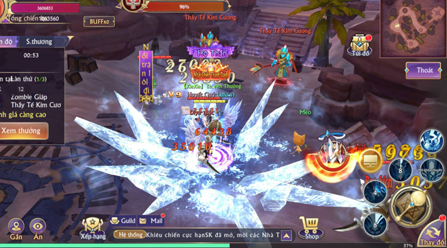 Game phiêu lưu Fantasy KingDom M công bố thời điểm mở game