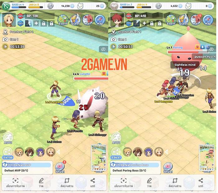 Project Z - Dự án game idle về thế giới Ragnarok Online sẽ có tiếng Việt 0