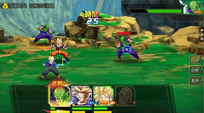 Dragon Ball: Lost – Game thẻ tướng thú vị về 7 Viên ngọc rồng cập bến Việt Nam