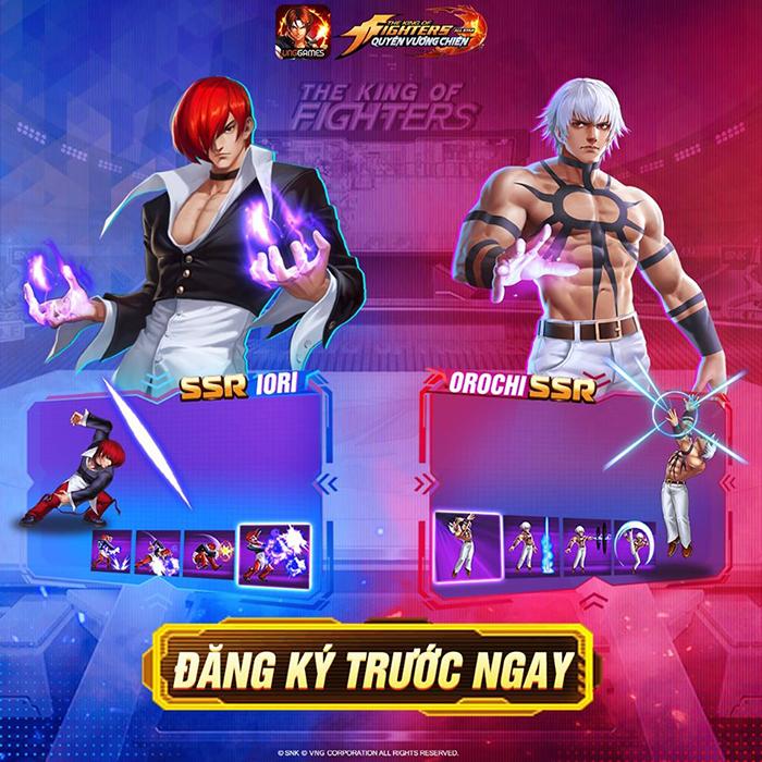 KOF AllStar VNG – Quyền Vương Chiến có gì đặc sắc khi ra mắt tại Việt Nam?! 3