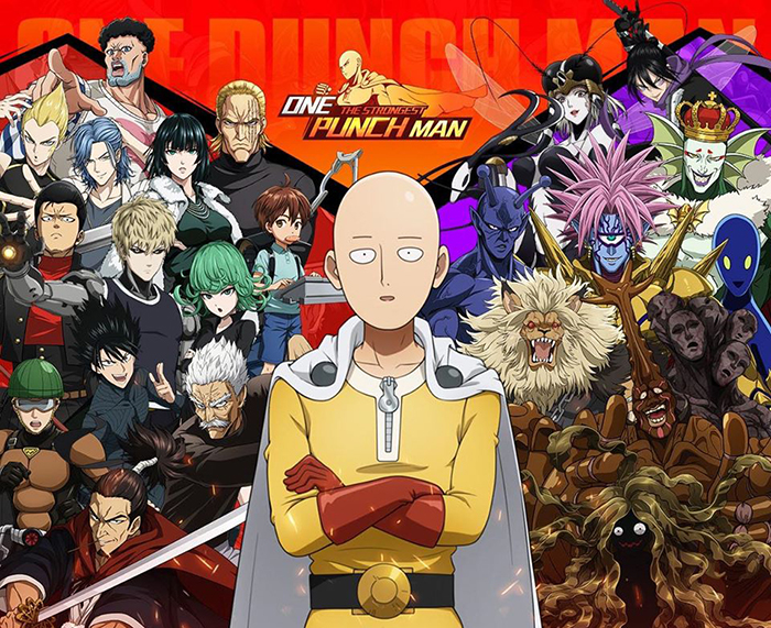 Game thẻ tướng One Punch Man: The Strongest sắp về Việt Nam 0