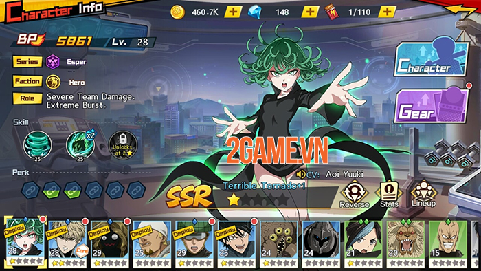 Game thẻ tướng One Punch Man: The Strongest sắp về Việt Nam 1
