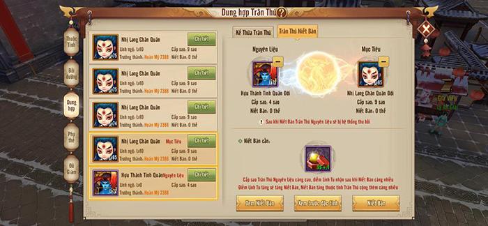 Tân Thiên Long Mobile VNG: Điểm mặt những tính năng mới trong phiên bản Thiền Võ Thiếu Lâm 2