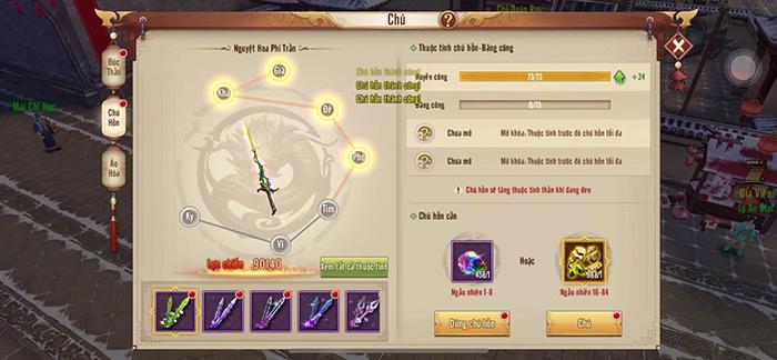 Tân Thiên Long Mobile VNG: Điểm mặt những tính năng mới trong phiên bản Thiền Võ Thiếu Lâm 3