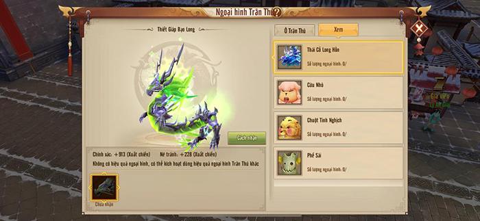Tân Thiên Long Mobile VNG: Điểm mặt những tính năng mới trong phiên bản Thiền Võ Thiếu Lâm 4