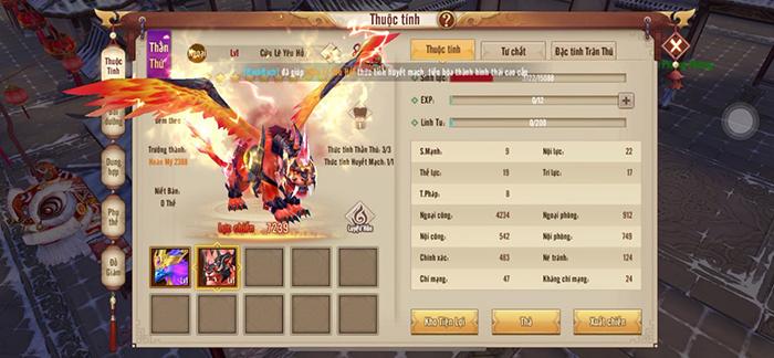 Tân Thiên Long Mobile VNG: Điểm mặt những tính năng mới trong phiên bản Thiền Võ Thiếu Lâm 5