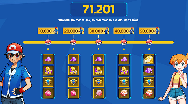 Hơn 70.000 người đã vào đăng ký nhận quà từ Thần Thú 3D Mobile