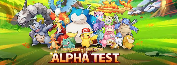 Thần Thú 3D Mobile ra mắt sớm hơn dự kiến để chiều lòng fan Pokemon 3