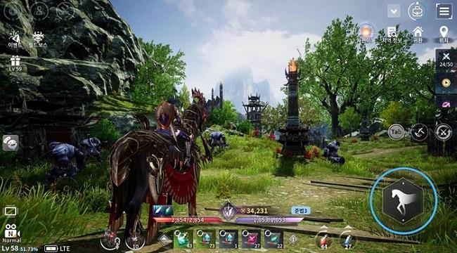 Siêu phẩm MMORPG V4 ra mắt trang chủ và ấn định thời điểm mở đăng kí trước