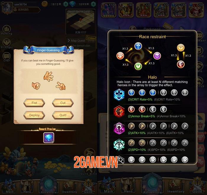 Brave Dungeon - Game nhập vai giả tưởng phong cách roguelite rảnh tay thú vị 1