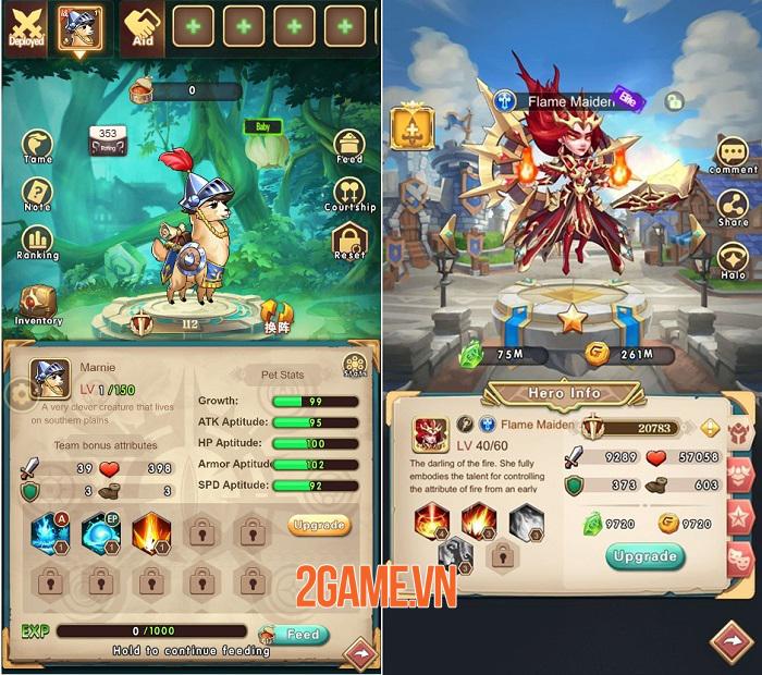 Brave Dungeon - Game nhập vai giả tưởng phong cách roguelite rảnh tay thú vị 2