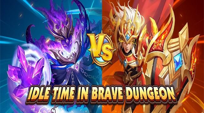 Brave Dungeon – Game nhập vai giả tưởng phong cách roguelite rảnh tay thú vị