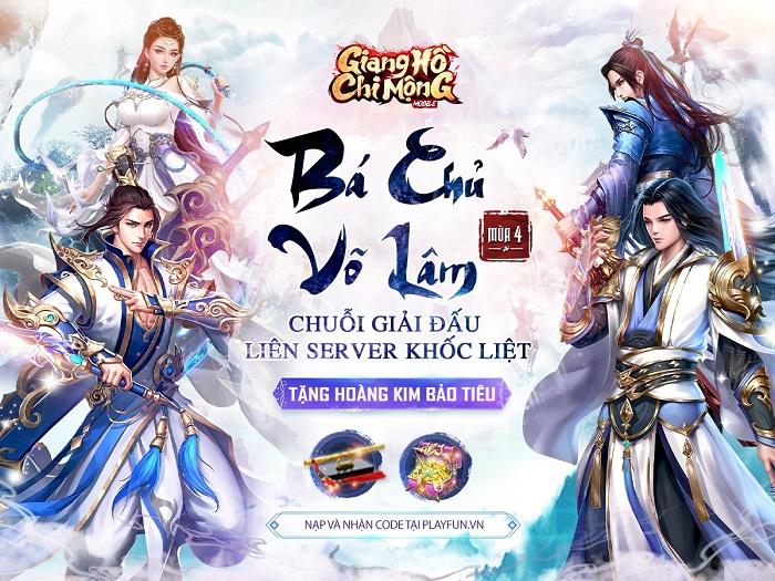 """Vượt mặt hàng loạt tên tuổi Giang Hồ Chi Mộng tuyên bố """"Nhà Vua đã trở lại"""" 4"""
