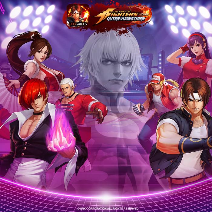 Mê game đối kháng thì hãy vào KOF AllStar VNG - Quyền Vương Chiến 2
