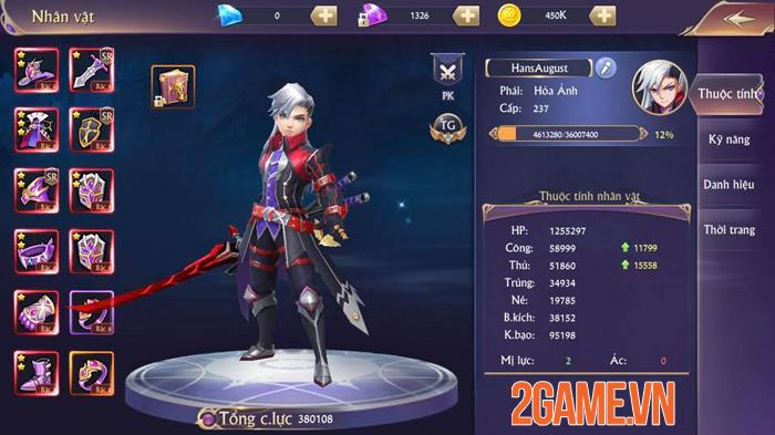 Chơi thử Fantasy KingDom M - Thánh Địa Huyền Bí trước giờ G 2