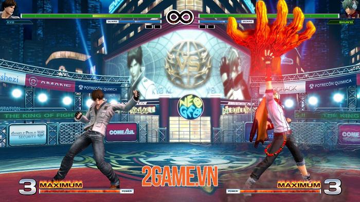 Mê game đối kháng thì hãy vào KOF AllStar VNG - Quyền Vương Chiến 1