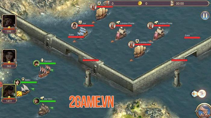 Sailing Empire - Game chiến thuật tái hiện những cuộc thủy chiến thời Trung Cổ 0