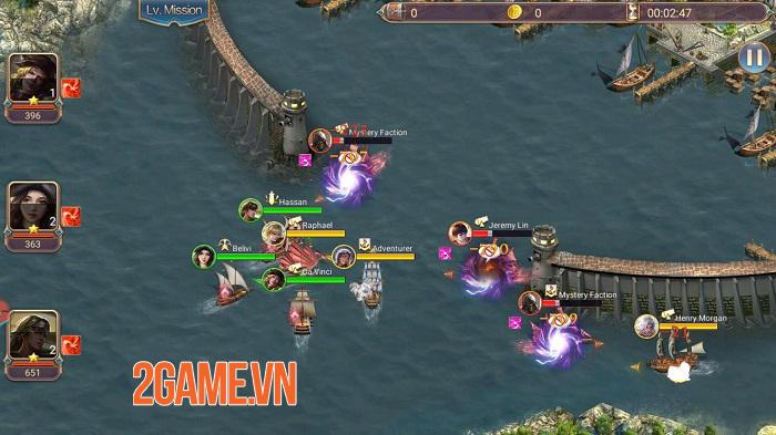 Sailing Empire - Game chiến thuật tái hiện những cuộc thủy chiến thời Trung Cổ 2