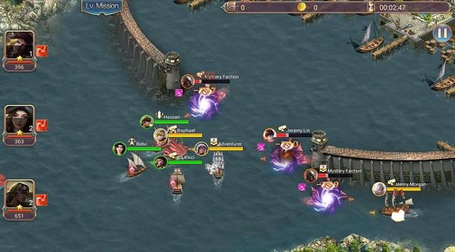 Sailing Empire – Game chiến thuật tái hiện những cuộc thủy chiến thời Trung Cổ