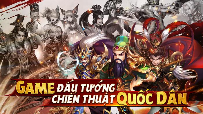 Cao thủ ANghiaF5NT tuyên bố thách đấu tất cả game thủ Toàn Dân Tam Quốc 3