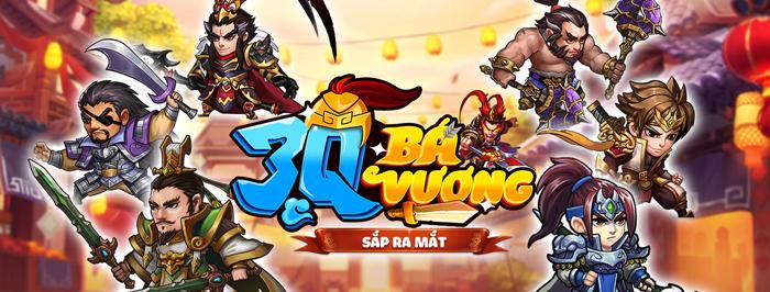 3Q Bá Vương - Game đấu tướng 6vs6 hài hước của SohaGame sắp ra mắt 2