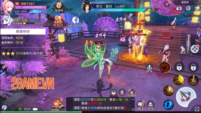 Game hành động đồ họa Nhật - Goddess MUA sắp về Việt Nam 4