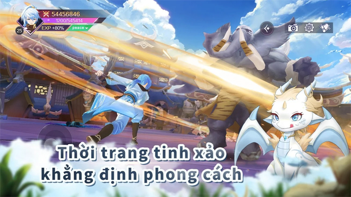 Game hành động đồ họa Nhật - Goddess MUA sắp về Việt Nam 0
