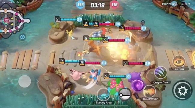 Dự án MOBA Pokemon Unite được đỡ đầu bởi những ông lớn làng game