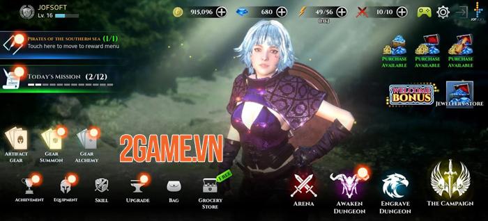Guardian's Odyssey: Medieval - Game ARPG bối cảnh phương Tây chất lượng cao 0