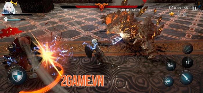 Guardian's Odyssey: Medieval - Game ARPG bối cảnh phương Tây chất lượng cao 3