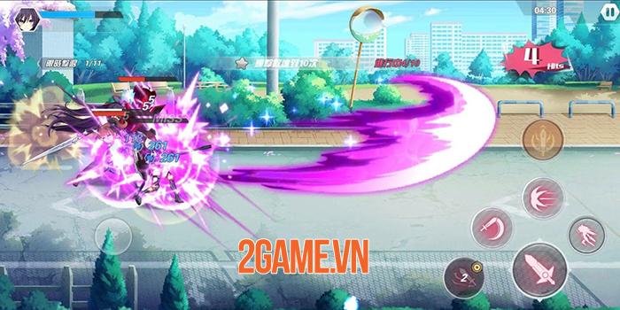 Date A Live: Spirit Pledge - Game hành động phiêu lưu dựa trên light novel nổi tiếng 3