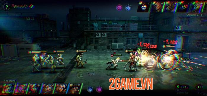 Battle Night - Game thẻ bài bối cảnh khoa học viễn tưởng mới lạ 1