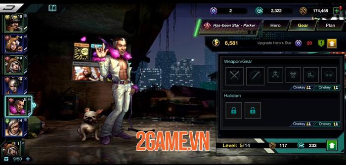 Battle Night - Game thẻ bài bối cảnh khoa học viễn tưởng mới lạ 2