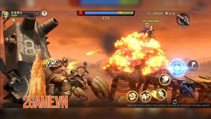 SNK hợp tác cùng Tencent sắp ra mắt game mobile Metal Slug Code: J 0