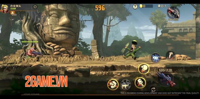 SNK hợp tác cùng Tencent sắp ra mắt game mobile Metal Slug Code: J 1