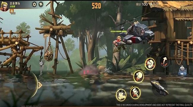 SNK hợp tác cùng Tencent sắp ra mắt game mobile Metal Slug Code: J