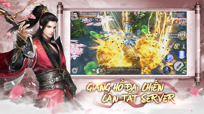 Tặng 292 giftcode game Song Kiếm Loạn Vũ Mobile 0