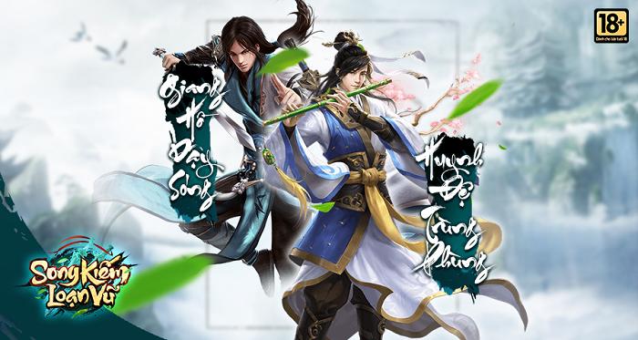 Song Kiếm Loạn Vũ chính thức khai mở Open Beta sáng nay 3