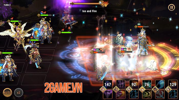 Fantasy League - Game nhập vai hành động theo lượt đồ họa 2D chất lượng miễn chê 2
