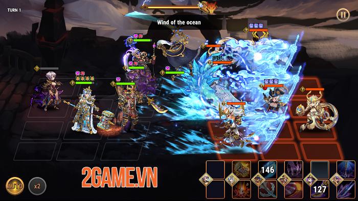 Fantasy League - Game nhập vai hành động theo lượt đồ họa 2D chất lượng miễn chê 1